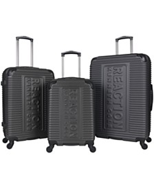 Kenneth Cole Reaction Mechanizer 3-Piece Luggage Collection Set