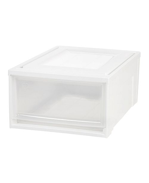 IRIS USA Iris Medium Box Chest Drawer
