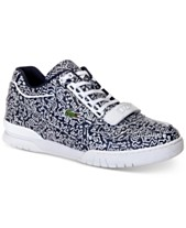4cd9d355c Lacoste x Keith Haring Men s Missouri 119 1 KH Sneakers