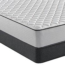 "BR800 11.25"" Firm Mattress Set - Queen Split"