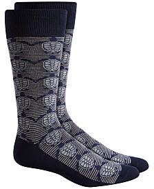 Alfani Men's Turtle Socks, Created for Macy's