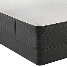 "Beautyrest Hybrid BRX3000-IM 14.5"" Firm Mattress Set - Twin"