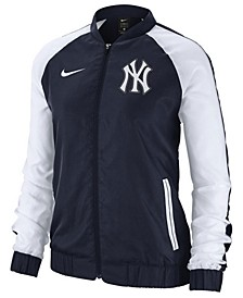 Women's New York Yankees Varsity Track Jacket