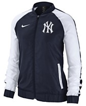 a038f81edbb8 Nike Women s New York Yankees Varsity Track Jacket