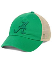 8126bcef7d6 Top of the World Alabama Crimson Tide Snog St. Paddys Adjustable Cap