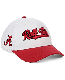 Top of the World Alabama Crimson Tide Tailsweep Flex Stretch Fitted Cap