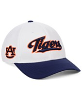 huge selection of 4b1e2 7fa35 Top of the World Auburn Tigers Tailsweep Flex Stretch Fitted Cap