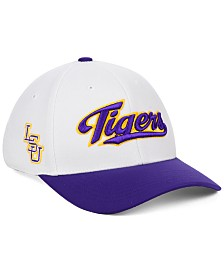 Top of the World LSU Tigers Tailsweep Flex Stretch Fitted Cap