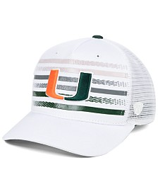 Top of the World Miami Hurricanes Tranquil Trucker Cap