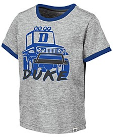 Toddlers Duke Blue Devils Monster Truck T-Shirt