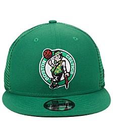 Boston Celtics Nothing But Net 9FIFTY Snapback Cap