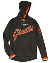 7015a25d669e Mitchell   Ness Men s San Francisco Giants Midweight Appliqué Hoodie