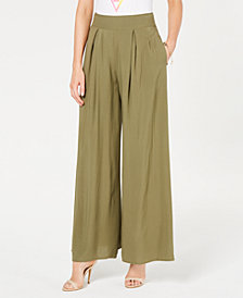 GUESS Charissa Wide-Leg Pants