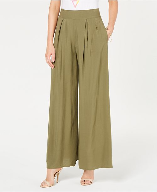 GUESS Charissa Wide-Leg Pants