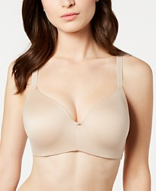 Bali Women's One Smooth U® Ever Smooth™ Underwire Bra DF6560