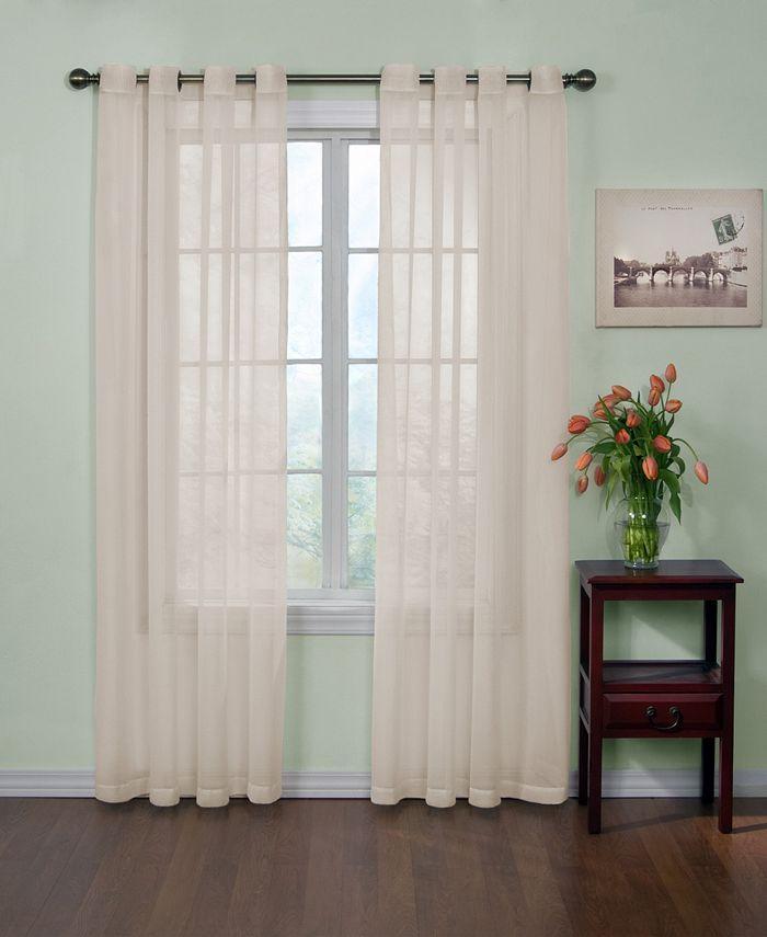 Curtain Fresh - Curtainfresh Grommet Voile Panel