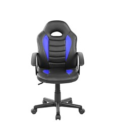 Techni Mobili Kid's Gaming Chair, Quick Ship