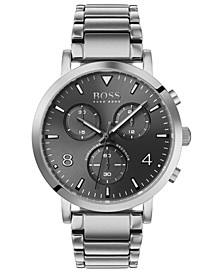 Men's Chronograph Spirit Stainless Steel Bracelet Watch 41mm