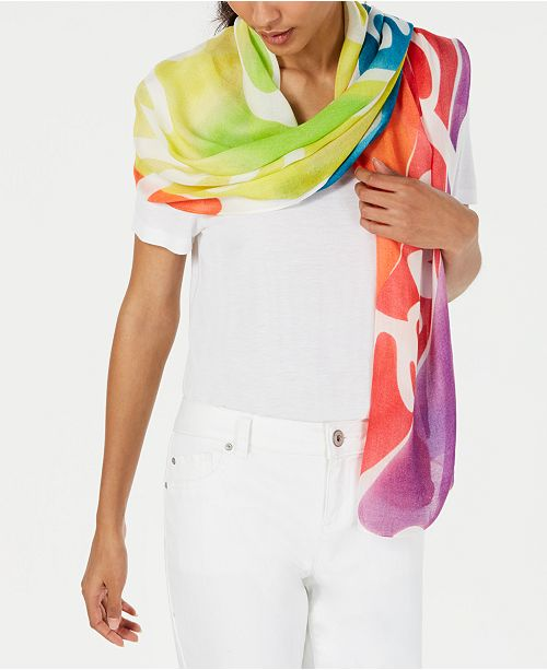 INC International Concepts I.N.C. Love Wins Wrap, Created for Macy's