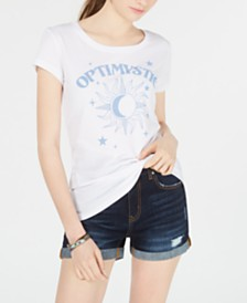 Hybrid Juniors' Optimystic T-Shirt