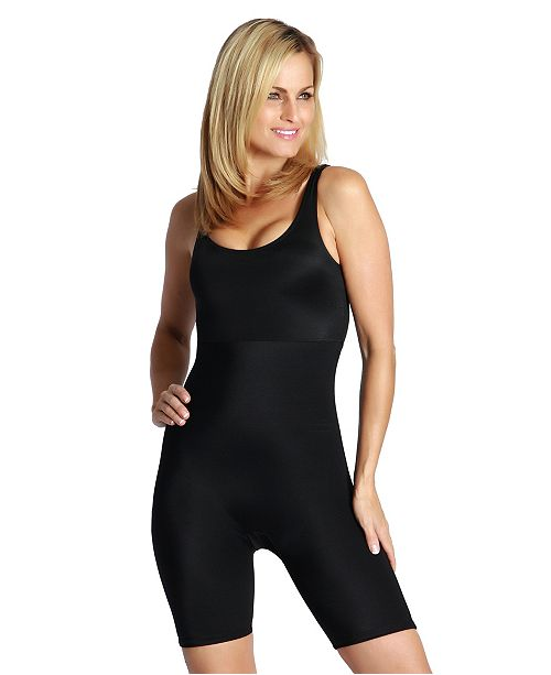 Instaslim InstantFigure Compression Bodyshort with Mid-Thigh Length