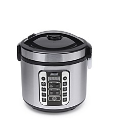 ARC-1020SB 20 Cup Cooked Digital Cool-Touch Rice Cooker Food Steamer
