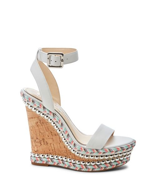 c3a2a7e7f50a Jessica Simpson Alinda Woven Platform Wedge Sandals   Reviews ...