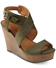 Kamryn Wedge Sandals