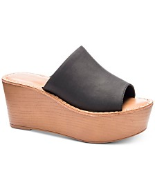 Chinese Laundry Waverly Platform Wedges