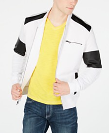I.N.C. Men's Best Regards Knit Jacket, Created for Macy's