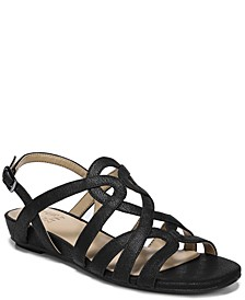 Raine Strappy Wedge Sandals
