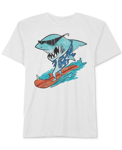 Jem Toddler Boys Jawsome T-Shirt