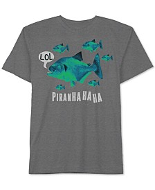 Jem Big Boys Piranhahaha T-Shirt