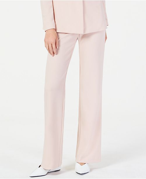INC International Concepts I.N.C. Straight-Leg Suit Pants, Created for Macy's