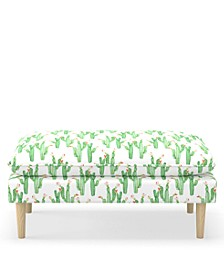 Whim Collection Franklin Pillowtop Bench, Quick Ship, Created for Macy's