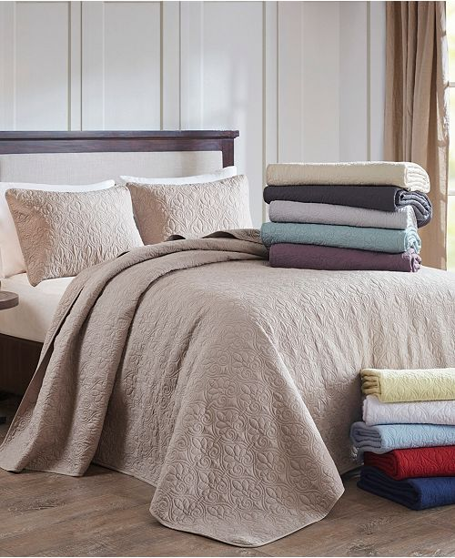 Madison Park Quebec Bedding Sets