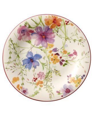 Dinnerware, Mariefleur Salad Plate