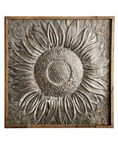 5761c547337 Rosemary Lane Traditional Sunburst Metal Wall Decor