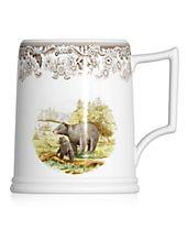 Spode Dinnerware, Woodland Tankard Beer Mug Black Bear