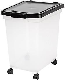 65 Quart Airtight Pet Food Container