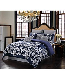 Dolce 10 Piece Comforter Sets