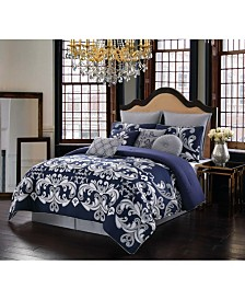 Style 212 Dolce Queen 10 Piece Comforter Set