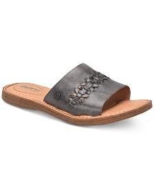 Born St Francis Flat Sandals