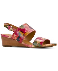 Patricia Nash Mirella Wedge Sandals