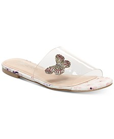 Nanette by Nanette Lepore Veronica Flat Sandals, Created for Macy's