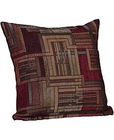"Siscovers Stickley 26"" Designer Euro Throw Pillow"
