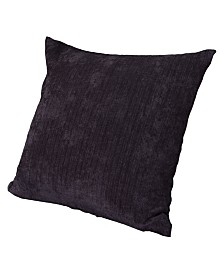 """Siscovers Vintage Imperial 20"""" Designer Throw Pillow"""