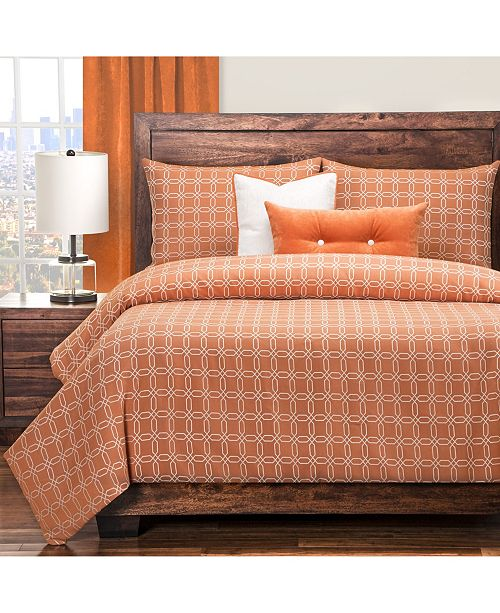 Siscovers Mandarin 5 Piece Twin Luxury Duvet Set