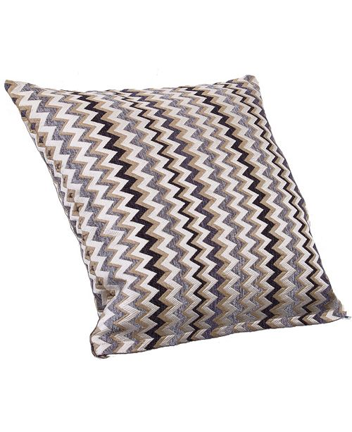 "Siscovers Spellbound 16"" Designer Throw Pillow"