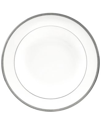 Dinnerware, Lace Rim Soup Bowl